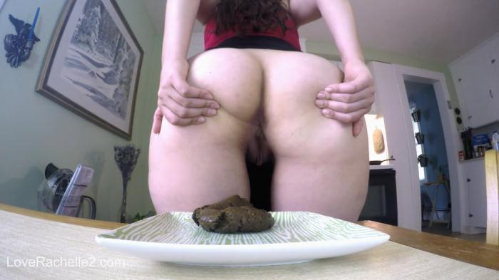 Defecation Extreme: (LoveRachelle2) - You Get Your Dinner After It's Gone Through Me [FullHD 1080p] (417 MB)