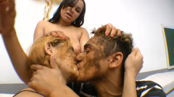 SG-Video: (Celine, Izabella, Frank Zica) - A Gift For My Boyfriend! [FullHD 1080p] (2.16 GB)