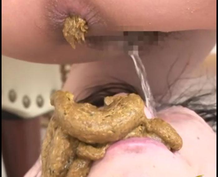 (CandieCane) - Gerosuka Slut Man Forced Eat Dung and Vomiting Human [SD] (2.66 GiB)