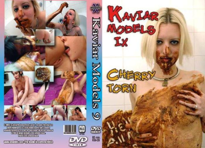 X-Models: (Cherry Torn, Estefania) - Scat superstars [DVDRip] (699 MB)