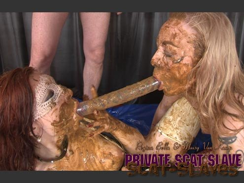 Hightide-Video: (Regina Bella, Maisy van Kamp, 1 Male) - PRIVATE SCAT SLAVE [HD 720p] (862 MB)
