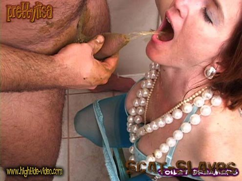 Hightide-Video: (Prettylisa, various males) - TOILET DREAMERS [SD] (1.02 GB)