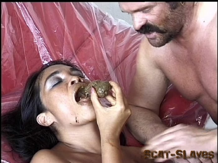 Stars Scat: (Khalifa) - Wild And Messy Toilet Sex In Vintage Scat [SD] (2.00 GB)
