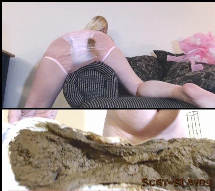 Shitting Girls: (CosmicGirl) - Messy Diaper Squish [FullHD 1080p] (938 MB)