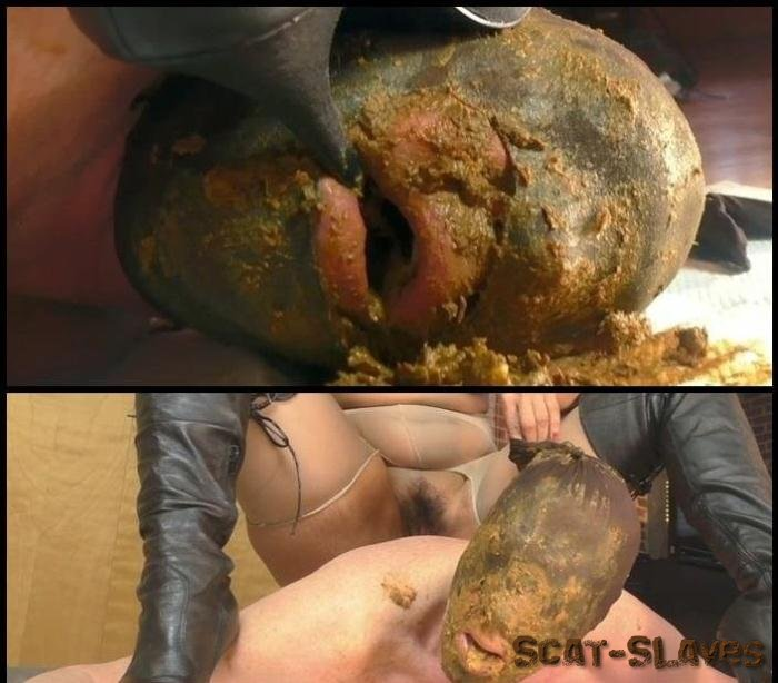 Femdom Scat: (Queen Delilah) - The Biggest Shit-Head in Atlanta with The Only Scat [FullHD 1080p] (1.76 GB)