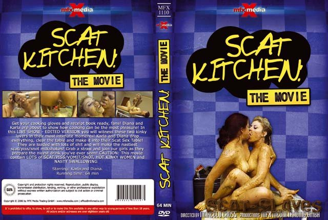 MFX-Video: (Diana, Karla) - Scat Kitchen [DVDRip] (699 MB)
