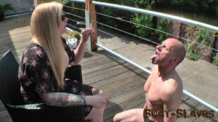 "GermanHouseOfPain.com: (Lady Grace) - ""Shit happens"" with Lady Grace"" [HD 720p] (418 MB)"