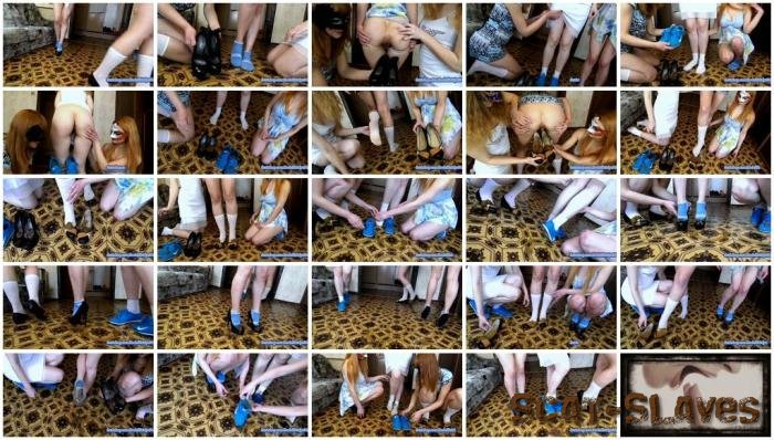 Lesbian Scat: (ModelNatalya94) - We fill our shoes with shit [FullHD 1080p] (1.48 GB)