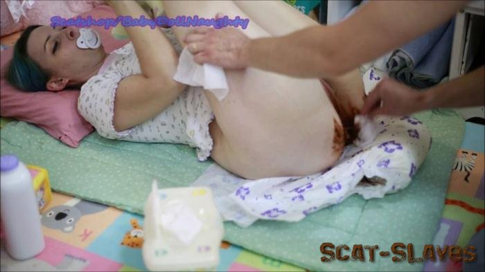 Smearing: (BabyDollNaughty) - Daddy Changes me [FullHD 1080p] (639 MB)