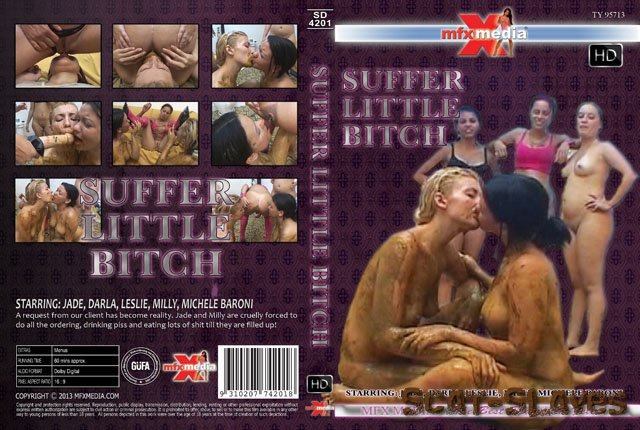 MFX Media: (Jade, Darla, Leslie, Milly, Michele Baroni) - [SD-4201] Suffer Little Bitch [HDRip] (1.35 GB)