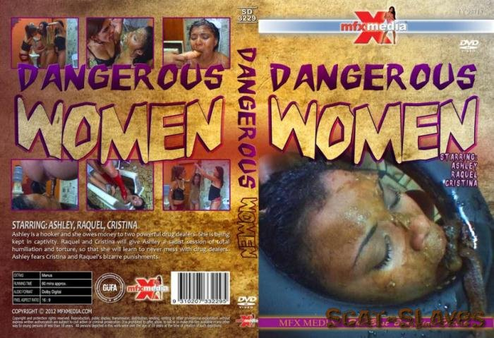 MFX Media: (Ashley, Raquel, Cristina) - SD-3229 Dangerous Women [HDRip] (1.28 GB)