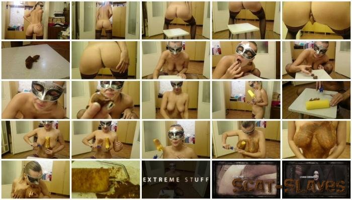Milf Scat: (Brown wife) - Crazy painter [FullHD 1080p] (1.05 GB)