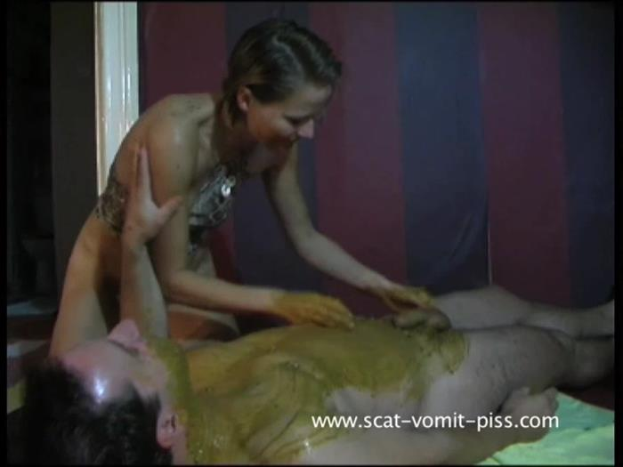 Scat-Vomit-Piss: (Susan, Veronika) - Scat Fun - Susan & Marc [SD] (210 MB)