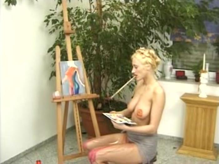 SG Video: (Fanny Steel) - Talanted Painter [SD] (203 MB)