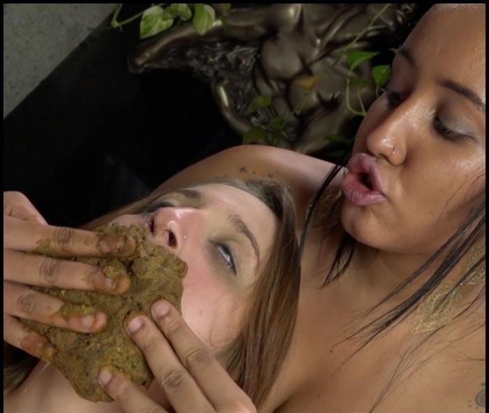 Lesbian Scat Domination: (Sophia Faber And Penelope) - Enormous Big Scat By Sophia Faber And Penelope – Take My Enormous Shit In Your Little Sweet Mouth [SD] (392 MB)