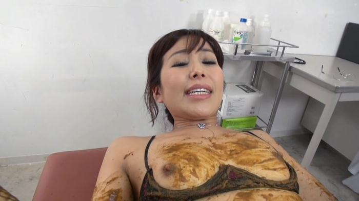 Japan Scat: (Shiho Aoi) - OPUD-250 A Perverted Beautiful Female Doctor Is Breaking In A Maso Man In A Scat And Piss Training Session [HD 720p] (8.41 GB)