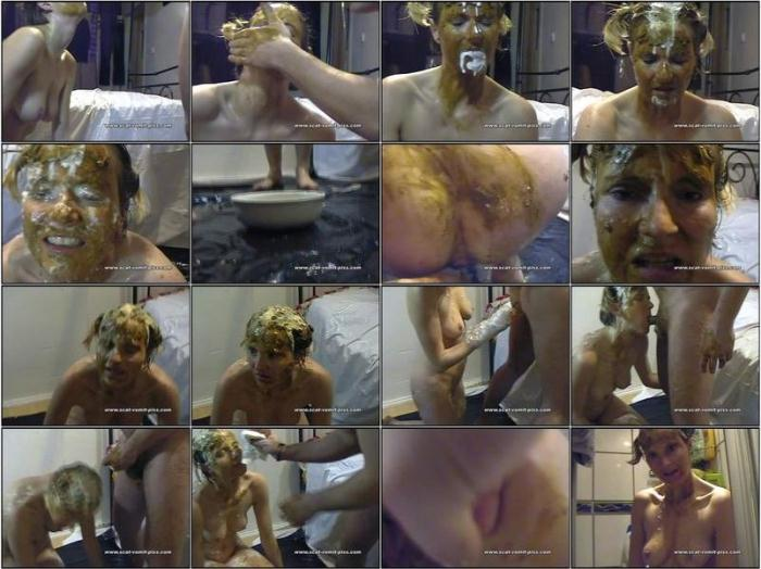 (DirtyBetty) - SCAT-VOMIT-PISS 5 SUSAN AND MARC [SD] (860 Mb)