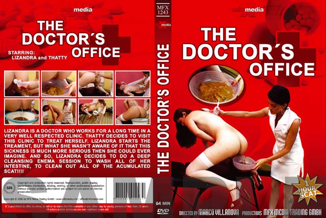 MFX Media Production: (Tatthy, Lizandra) - MFX-1243 The Doctor's Office [DVDRip] (700 MB)