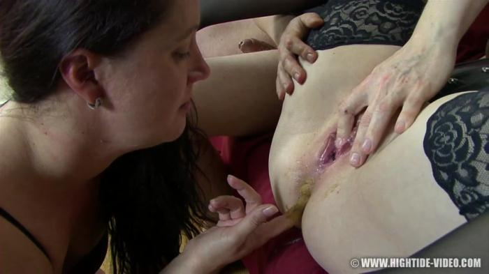 Hightide-Video.com: (Victoria, Mia, 2 males) - TOILET MOUTH FOR HIRE [HD 720p] (1.77 GB)