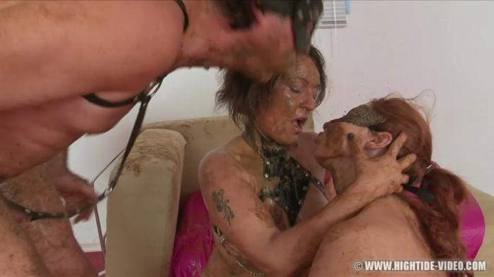 Hightide-Video: (Regina Bella, Gina, 1 Male) - SCAT SUBMISSION 2 [HD 720p] (1.03 GB)