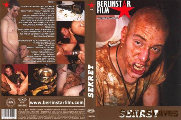 Berlin Star Film: (Scatman) - Sekret [DVDRip] (1.57 GB)