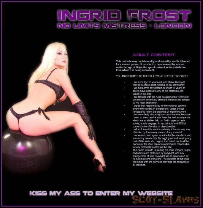 Ingridfrost: (Ingrid Frost) - No Limits Mistress [SD] (70.7 MB)