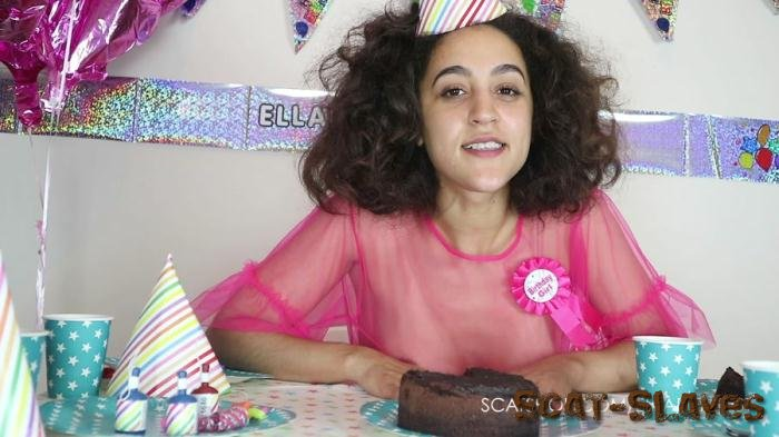 Smear: (EllaDearest) - Hand Finishing My Birthday Cake [FullHD 1080p] (1.31 GB)