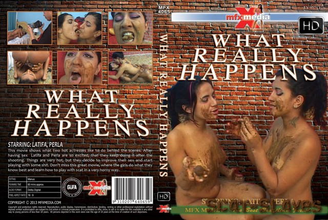 MFX: (Latifa, Perla) - What Really Happens MFX-4065 [HD 720p] (610 MB)