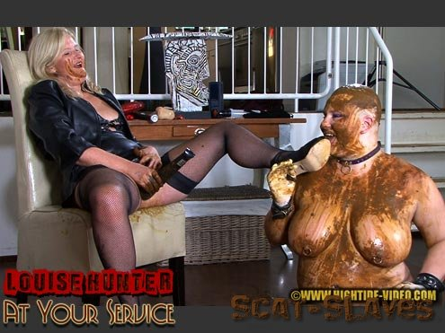 Hightide-Video.com: (Louise Hunter, Marlen) - LOUISE HUNTER - AT YOUR SERVICE [HD 720p] (597 MB)