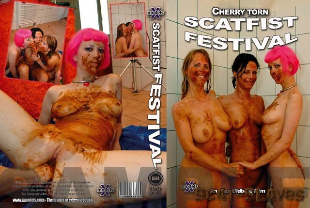 X-Models: (Cherry Torn, Isabelle) - Scatfist Festival [DVDRip] (639 MB)