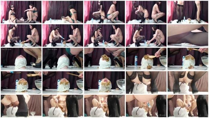 Scat Femdom: (Smelly Milana) - It was doubly tasty [FullHD 1080p] (2.28 GB)