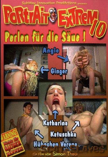 KitKatClub: (Germany) - Portrait Extrem 10. Perlen Fur die Saue [DVDRip] (700 MB)
