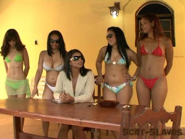 MFX Media: (Shit Girls) - Secretary Brazil Girls 3 [DVDRip] (864 MB)
