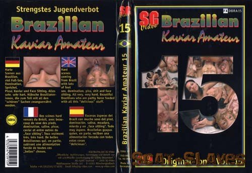 SG-Video: (Brazilian Girls) - Kaviar Amateur 15 - Brazil [DVDRip] (813 MB)