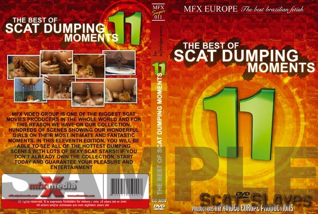 MFX Europe: (Agata Ventury, Michele Santos, Jessica, Dyana) - MFX-S011 - The Best of Scat Dumping Moments 11 [DVDRip] (1.50 GB)