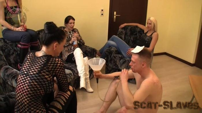Group Femdom: (Leatherdyke) - Scatting 357 [HD 720p] (937 MB)