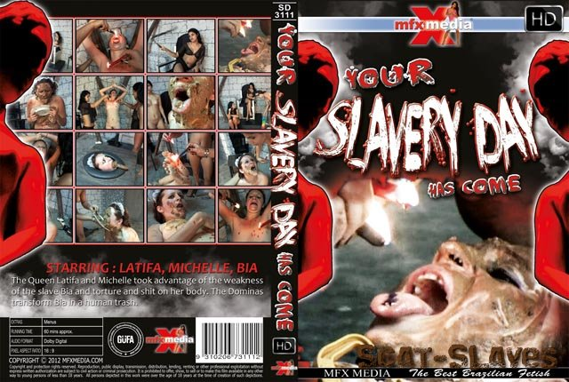 MFX Media: (Latifa, Mochelle, Bia) - [SD-3111] Your Slavery Day Has Come [HDRip] (1.27 GB)