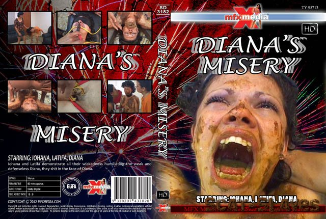 MFX Media: (Iohana, Latifa, Diana) - SD-3182 Diana's Misery [HDRip] (1.40 GB)