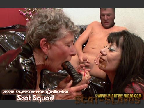 Hightide-Video: (Veronica Moser, Angelina) - VM52 - SCAT SQUAD [HD 720p] (889.9 Mb)