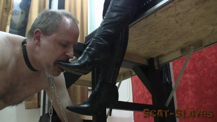 Scat-Movie-World.com: (ShitGirl) - Mein Stiefellecker hat Hunger [FullHD 1080p] (1.34 GB)