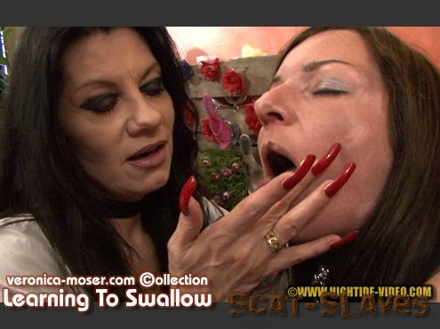 Hightide-Video: (Veronica Moser, Rieke) - VM54 - LEARNING TO SWALLOW [HD 720p] (1.08 Gb)