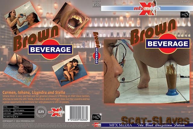 MFX Media: (Carmen, Iohana, Lizandra, Stella) - SD-6266 Brown Beverage [HDRip] (1.36 GB)