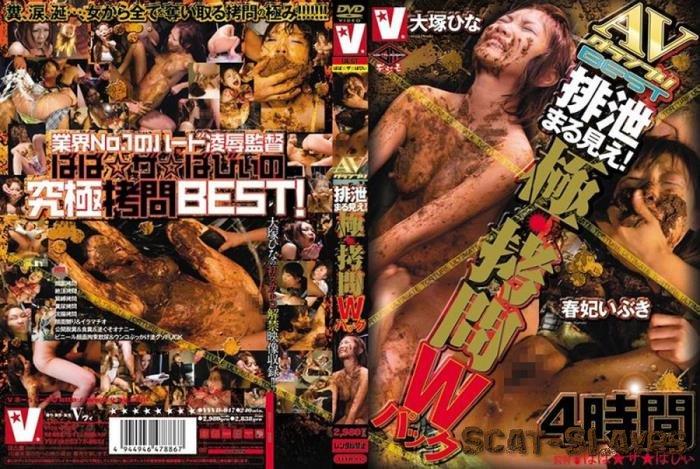 Grand Prix: (Hina Otsuka, Ibuki Haruhi, Aoi Yuuki) - Extremely Torture Pack VVVD-047 [DVDRip] (2.50 GB)