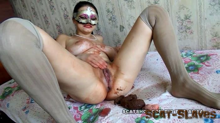 Solo Scat: (BigTitsAlisa) - Menstruation and shit [FullHD 1080p] (1.09 GB)