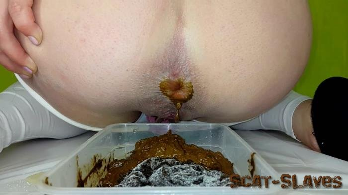 Shitting: (Anna Coprofield) - Collect 4 shit to freeze [FullHD 1080p] (1.23 GB)