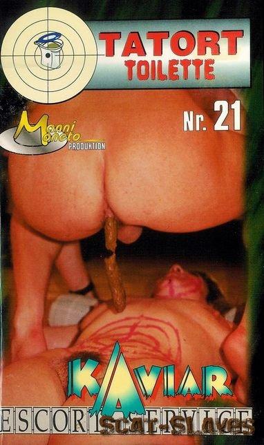 Sex System: (Scat Girls) - Tatort toilette 21 - Kaviar Escort Service [DVDRip] (528 MB)