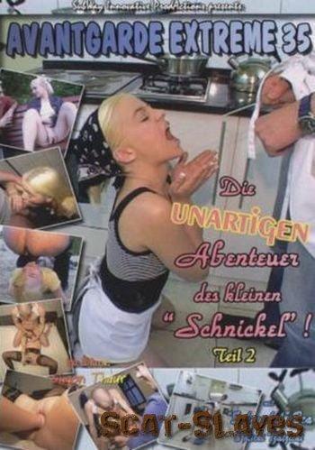 SubWay Innovative Productions: (Schnuckel Bea, Ricky Tzatzicky) - Avantgarde Extreme 35 (Die unartigen Abenteuer des kleinen Schnickl Teil 2) [DVDRip] (813 MB)