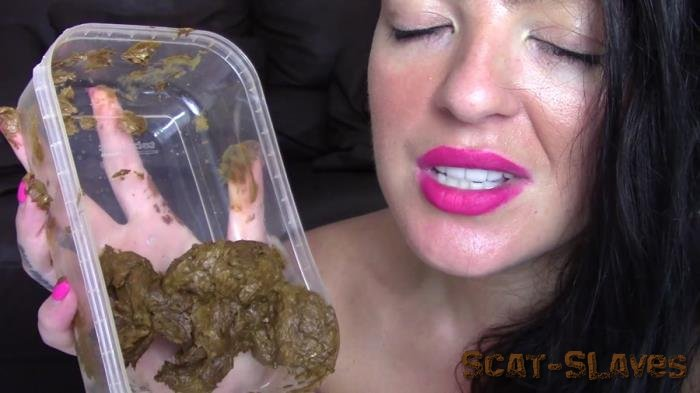 Extreme Scat: (EvaMarie88) - When You Eat My Shit Drives Me Crazy [FullHD 1080p] (839 MB)