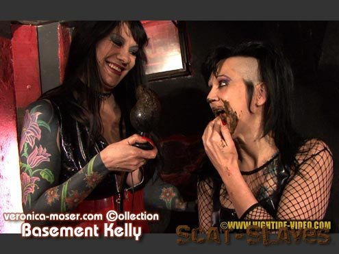 Hightide: (Veronica Moser, Kelly, 1 male) - VM46 - BASEMENT KELLY [SD 720p] (1024 MB)