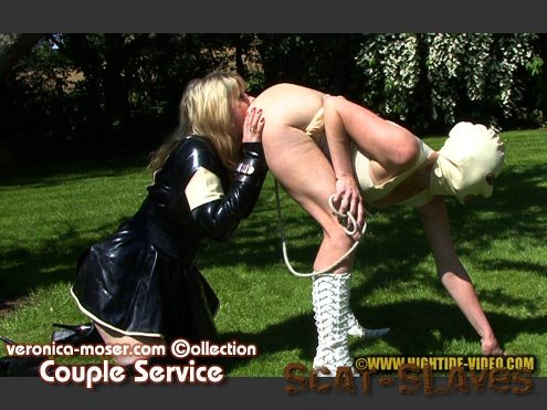 Hightide Scat: (Veronica Moser, Madame LL, 1 male) - VM40 - COUPLE SERVICE [HD 720p] (1.06 GB)